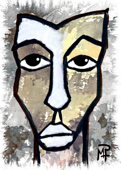 Portrait Grunge