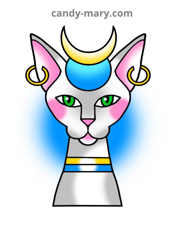 la déesse Bastet